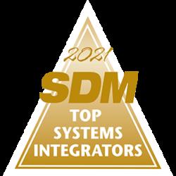 2021 SDM Top Systems Integrators